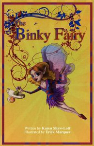 the binky fairy book cover